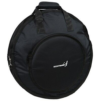 Rocket Dual Padded Cymbal Bag