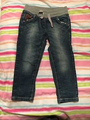 Girls Next Jeans Age 4 Years