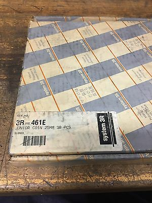 EDM System 3R Junior Coin 25mm Box of 30