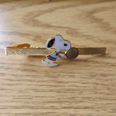 Vintage Aviva Snoopy Tennis Toe Bar