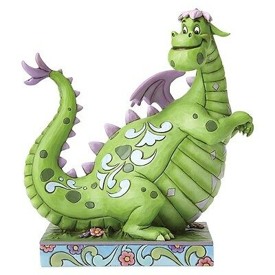 A Boy's Best Friend (Elliott Dragon) Disney Traditions Figurine