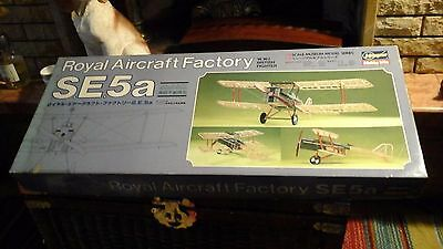 HASEGAWA-Royal Aircraft Factory - S.E.5a - WWI -1/8 - CP-01 -  NUOVO/NEW