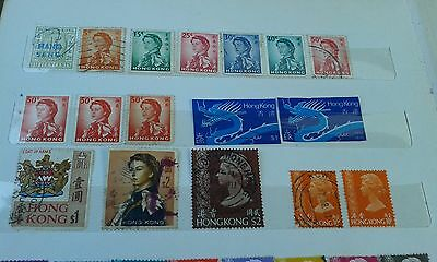 Cancelled Stamps From Colonial Hong Kong to HKSAR