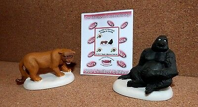 Wade - World of Survival -  Cougar and Gorilla