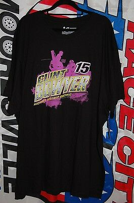 Clint Bowyer 5 Hr Energy Size XL NASCAR T-Shirt BRAND NEW