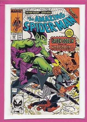 AMAZING SPIDER-MAN #312_FEB 89_VF+_CLASSIC McFARLANE GREEN GOBLIN Vs HOBGOBLIN!