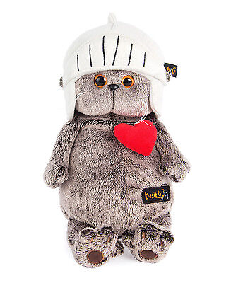 Plüschtier Katze Basik der Ritter Scottish Fold Cat Softtoy Stuffed Peluche 22cm