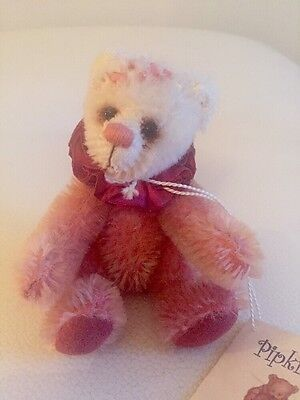 Pipkins Teddy Bear by Janet Powell LE 2 of 15