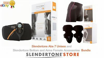 Slendertone Female Ultimate Bundle - Abs, Arms and Bottom products, great value!