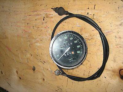 BMW R65 R45 R80ST speedometer and cable
