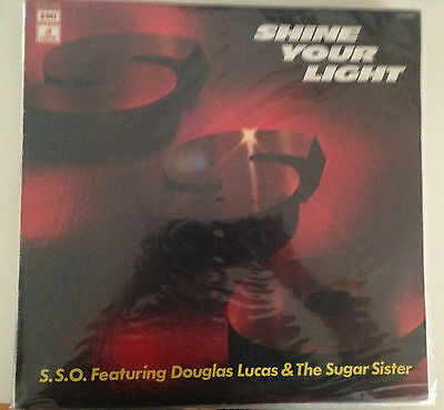 LP S.S.O.* Featuring Douglas Lucas & The Sugar Sisters - Shine Your Light 1976