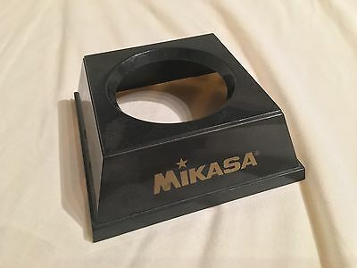 Mikasa Volleyball Stand Black