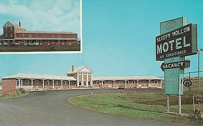 LAM(Y) Culpeper, VA - Sleepy Hollow Motel - Exterior - Two Views