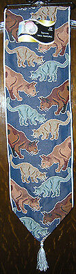 Great Gift!  Brand New Blue Cat Tapestry / Wall Hanging With Tassel - Cute !