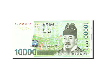 [#116536] South Korea, 10,000 Won, 2007, KM:56a, Undated, UNC(65-70)