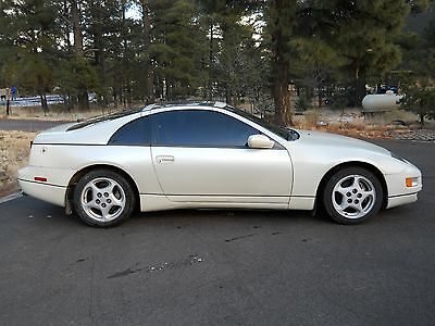 1992 Nissan 300ZX  1992 Pearl White 300zx