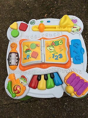 Leapfrog Learn and Grove Musical Activity Table - Collection from RH9
