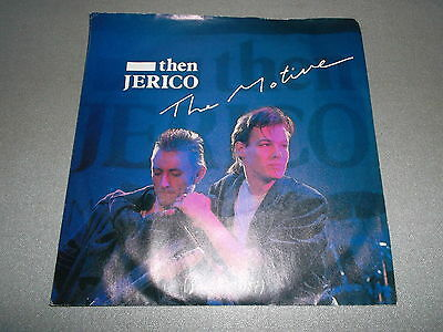 The Motive by THEN JERICO, 7 inch vinyl single record