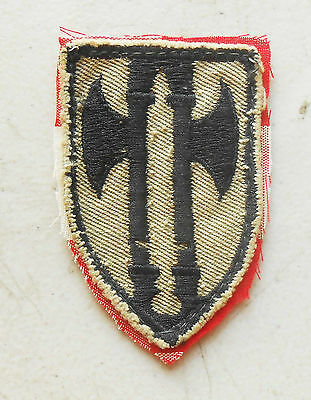 Original Vietnamese Hand Embroidered Patch For 18th Military Police Brigade