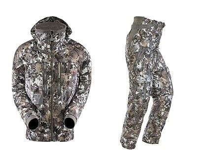 NEW Sitka Gear Incinerator Jacket & Bibs Optifade Elevated II Pick Your Size!