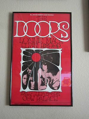 The Doors Poster 1st Edition