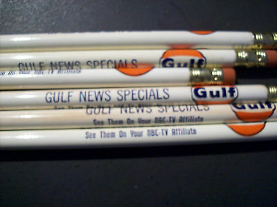 Gulf News Pencils Total of Six