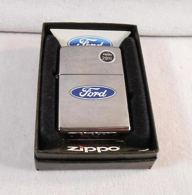 Unfired in Box 2011 FORD Zippo Lighter