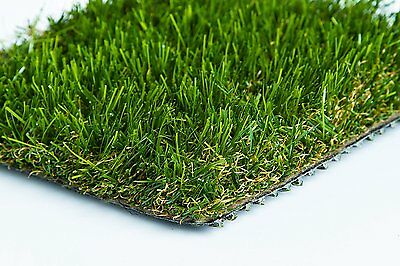 New 75 oz Artificial Synthetic Grass Fake Pet 1 Rolls 15' x 25' = 375 Sq Ft