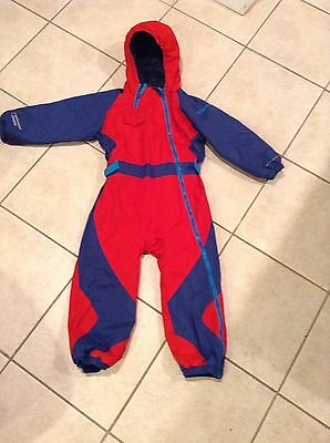Columbia Snowsuit Overall Waterproof Toddler 4T