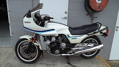 HONDA CBX1000 prolink, not perfect but worth a look at