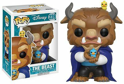 *NEW* Disney: #239 The Beast (Beauty and the Beast) POP Vinyl Figure by Funko