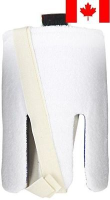 Medline Deluxe Flexible Sock and Stocking Aid, White