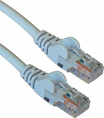 15M RJ45 Cat5e Ethernet UTP Network Cable Internet Modem Router LAN Patch Lead