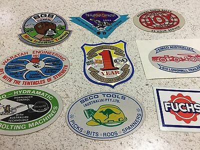 Mining Industry Stickers