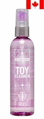 Trinity Vibes Anti-Bacterial Toy Cleaner, 4-Ounce Bottle