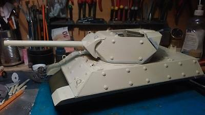 Conversion kit from Sherman to M10 Wolverine 1/16