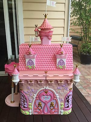 Baby Born Castle And Furniture