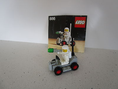Lego 886 Classic Vintage Space -Space Buggy  - Complete With Instructions