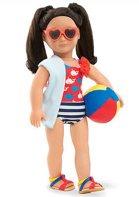 "Swimsuit Genuine Our Generation 18"" Doll Clothes fit American Girl BRAND NEW!"