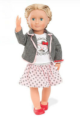 "Foxy Set Genuine Our Generation 18"" Doll Clothes fit American Girl BRAND NEW!"
