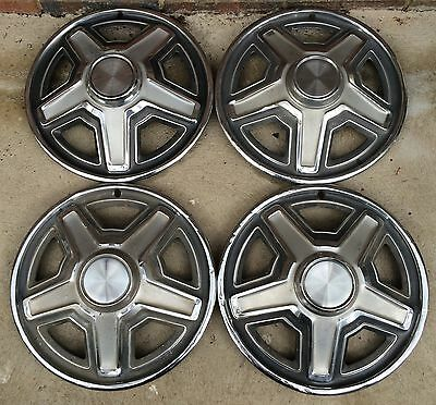 Ford XW FAIRMONT  Hub Caps Set of 4...14""