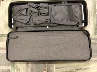 Cartel ABS 210 Hardcase for recurve archery - lots of storage