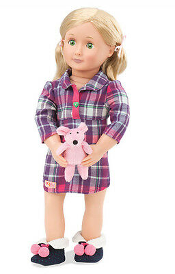"Nightie Genuine Our Generation 18"" Doll Clothes American Girl BRAND NEW!"