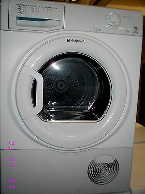 #91# HOTPOINT 7.5kg condenser tumble Dryer -PLYMOUTH-