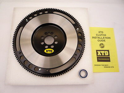Xtd Light Weight Racing 10Lbs Clutch Flywheel Fits Honda H22 H23 F22 F23