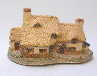 David Winter Yeomans Farmhouse - Made in England - Boxed