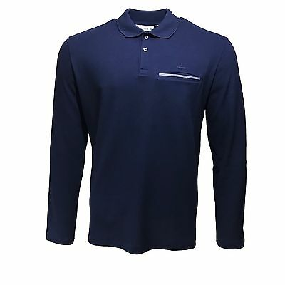 Lacoste Sport Mens Slim Fit Long Sleeve Polo PH2158