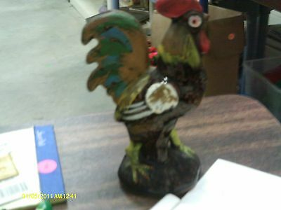 """7"""" Rooster Figurine"""