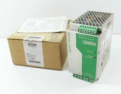 Phoenix Contact QUINT PS-3x400-500AC/24DC/5  -NEW- Stromversorgung 2938594