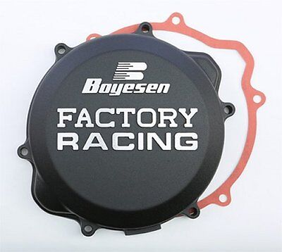 Boyesen Clutch Right Side Case Cover Honda CRF450X CRF450 CRF 450X 450 X 05-16